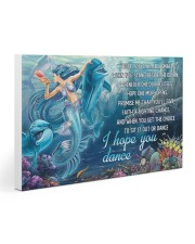 Mermaid - I Hope You Dance Gallery Wrapped Canvas Prints tile