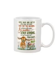 Goat Farmer - Some Days Are Better  Mug thumbnail