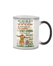 Goat Farmer - Some Days Are Better  Color Changing Mug thumbnail