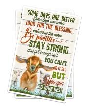 Goat Farmer - Some Days Are Better  Sticker - 2 pack (Vertical) thumbnail