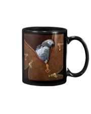 African Gray Parrot Tote Bag Mug thumbnail