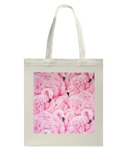 Flamingo Lover Tote Bag thumbnail