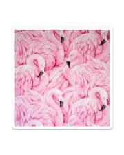 Flamingo Lover Sticker - Single (Vertical) thumbnail