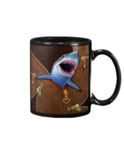 Shark  Mug tile