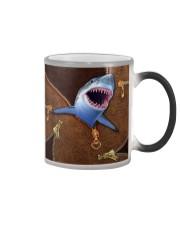 Shark  Color Changing Mug tile