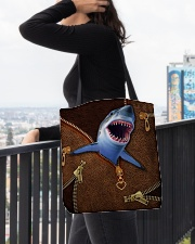 Shark  All-over Tote aos-all-over-tote-lifestyle-front-05