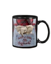 Elephant Just A Girl Mug thumbnail