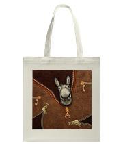 Donkey  Tote Bag tile