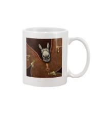 Donkey  Mug tile
