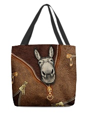 Donkey  All-over Tote front