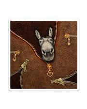 Donkey  Sticker tile