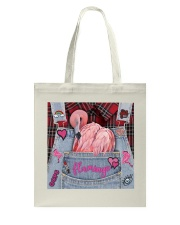 Flamingo Lover Tote Bag thumbnail