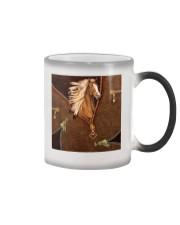 Native Horse  Color Changing Mug thumbnail