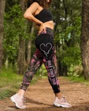Reel Girls Fish Legging High Waist Leggings aos-high-waist-leggings-lifestyle-20
