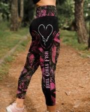 Reel Girls Fish Legging High Waist Leggings aos-high-waist-leggings-lifestyle-21