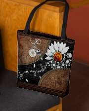 Daisy Skull You Are My Sunshine All-over Tote aos-all-over-tote-lifestyle-front-02