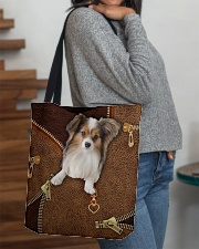 Papillon Tote Bag All-over Tote aos-all-over-tote-lifestyle-front-09