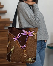 Dragonfly All-over Tote aos-all-over-tote-lifestyle-front-09