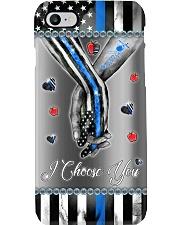 Blue Teacher - I Choose You Phonecase Phone Case i-phone-8-case
