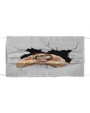 Sloth Crack Cloth face mask thumbnail