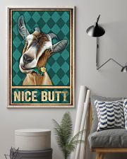 Goat Nice Butt 11x17 Poster lifestyle-poster-1