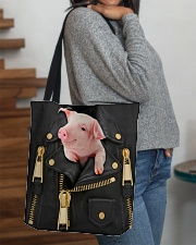 Pig - Jacket Bag -Tote All-over Tote aos-all-over-tote-lifestyle-front-09