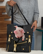 Pig - Jacket Bag -Tote All-over Tote aos-all-over-tote-lifestyle-front-10