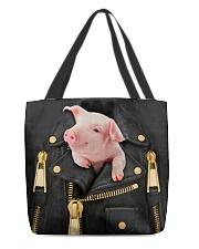 Pig - Jacket Bag -Tote All-over Tote back