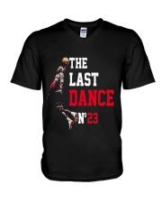LIMITEDE EDITION V-Neck T-Shirt front