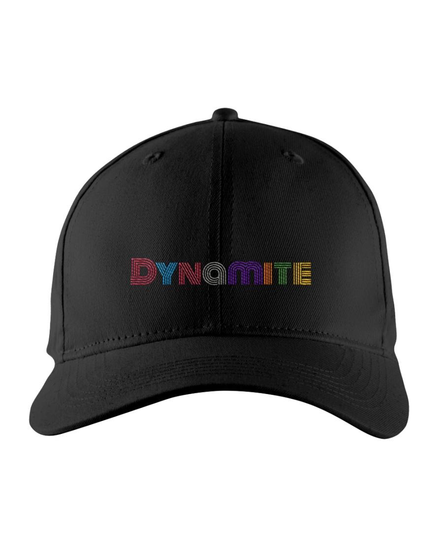 bts dynamite hat Embroidered Hat
