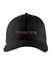 bts dynamite hat Embroidered Hat front