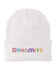 bts dynamite hat Knit Beanie thumbnail