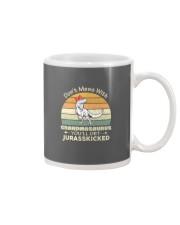 Don't Mess With Grandmasaurus Mug thumbnail