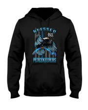 Blessed Are The Peacekeepers Hooded Sweatshirt thumbnail