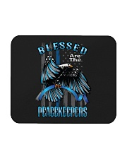 Blessed Are The Peacekeepers Mousepad thumbnail