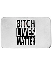 "Bitch Lives Matter Bath Mat - 34"" x 21"" thumbnail"