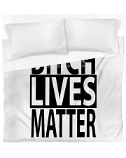 Bitch Lives Matter Duvet Cover - King thumbnail