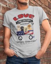 Simply American Classic T-Shirt apparel-classic-tshirt-lifestyle-26
