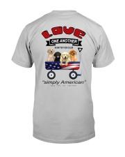 Simply American Classic T-Shirt back