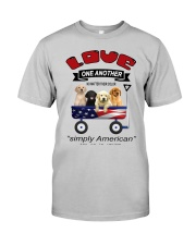 Simply American Classic T-Shirt front