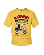 Simply American Youth T-Shirt thumbnail