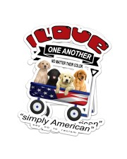 Simply American Sticker - 2 pack (Vertical) thumbnail