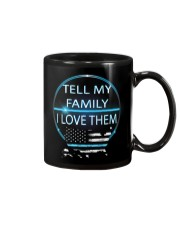 Tell My Family Mug thumbnail