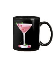 Pink Cherry Martini Mug tile