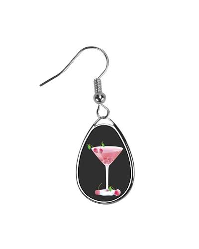 Pink Cherry Martini