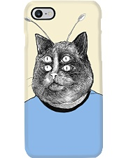 cutie kitty cat cell phone cae Phone Case i-phone-7-case