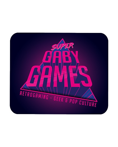 Super Gaby Games Mouse Pad