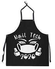 Nail Tech 2020-1 Apron Apron front