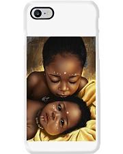 Black Love Poster - 7 Phone Case thumbnail