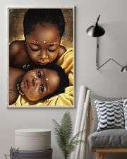 Black Love Poster - 7 11x17 Poster lifestyle-poster-1
